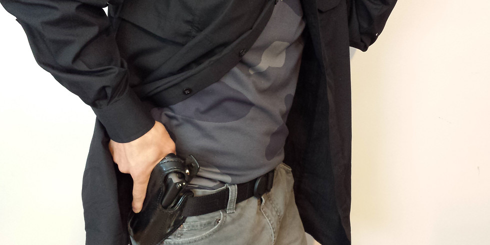 IL Concealed Carry Class 16 hours Days MAR 9-10, 2019