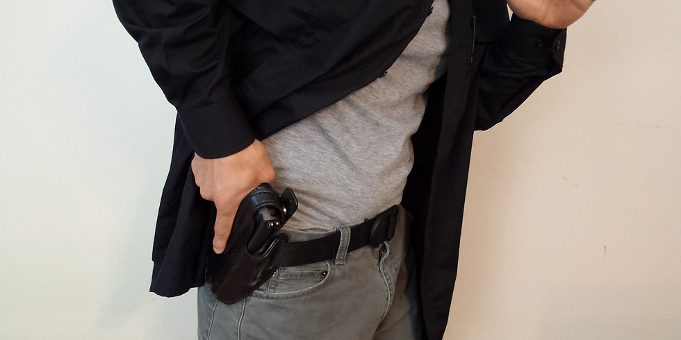 IL Concealed Carry Class 16 hours Days Sep 22-23