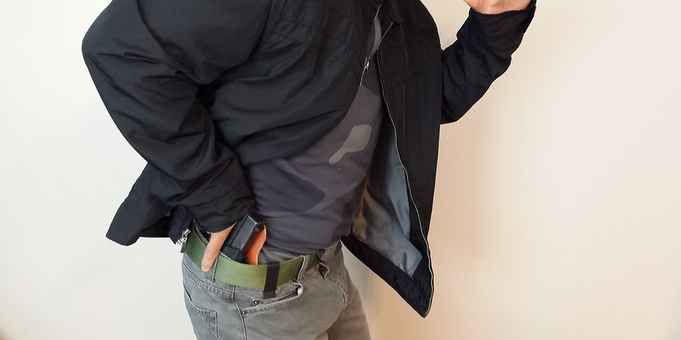 IL 16 hr Concealed Carry Class (RESERVED PRIVATE EVENT ONLY)