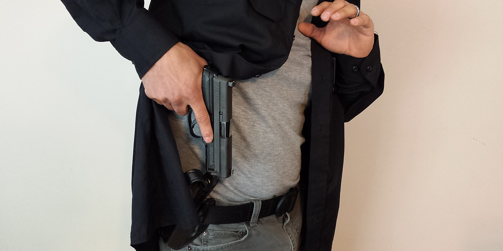 IL Concealed Carry 3 hour renewal course 07/14 9am-1pm