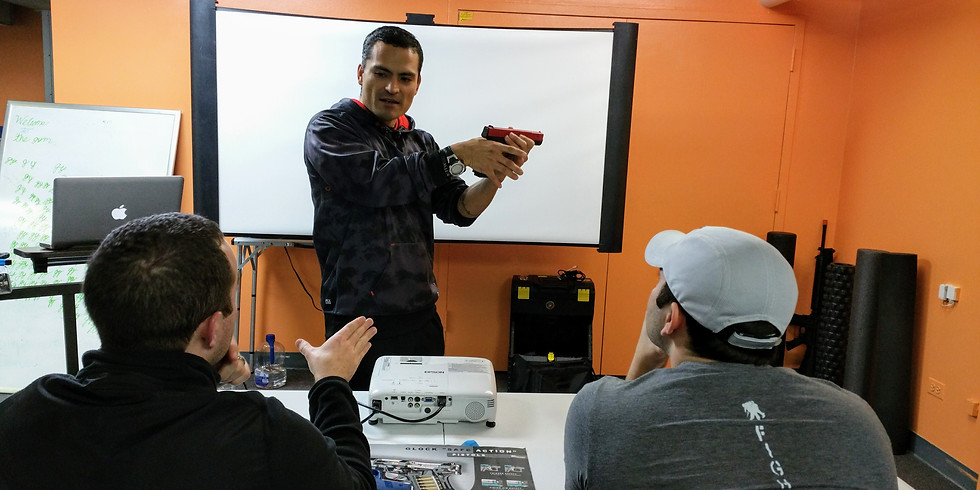 IL Concealed Carry Class 16 hr 2 Days