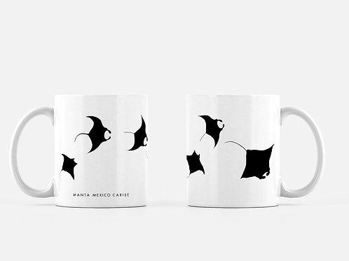 Manta Mug - One Mug
