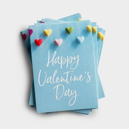 Folded Valentine's Cards