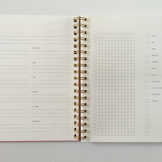 Coil Student Planners