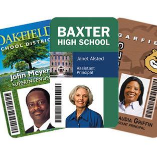School ID Badge
