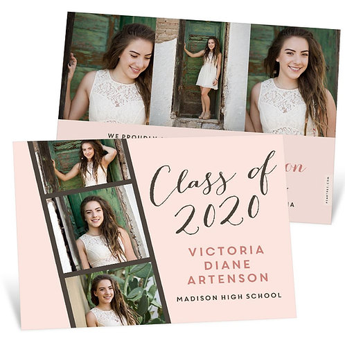 Graduation Post Card Invitations & Announcements
