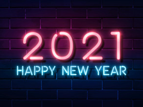 Marketing Blog in the New Year: Helping You Shine in 2021
