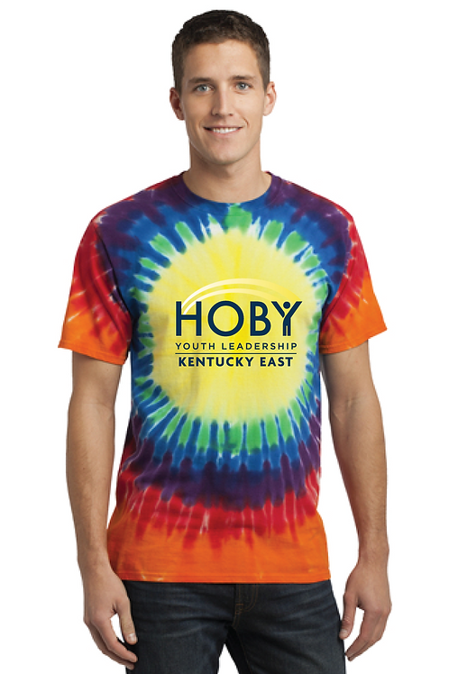 HOBY Exclusive - Tie Dye Shirt
