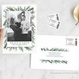 Custom Mailing Stamps