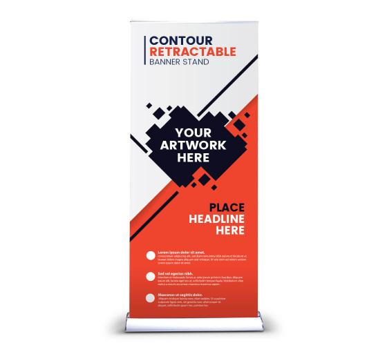 Retractable Banners $98