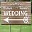Thumbnail: Wedding Signs