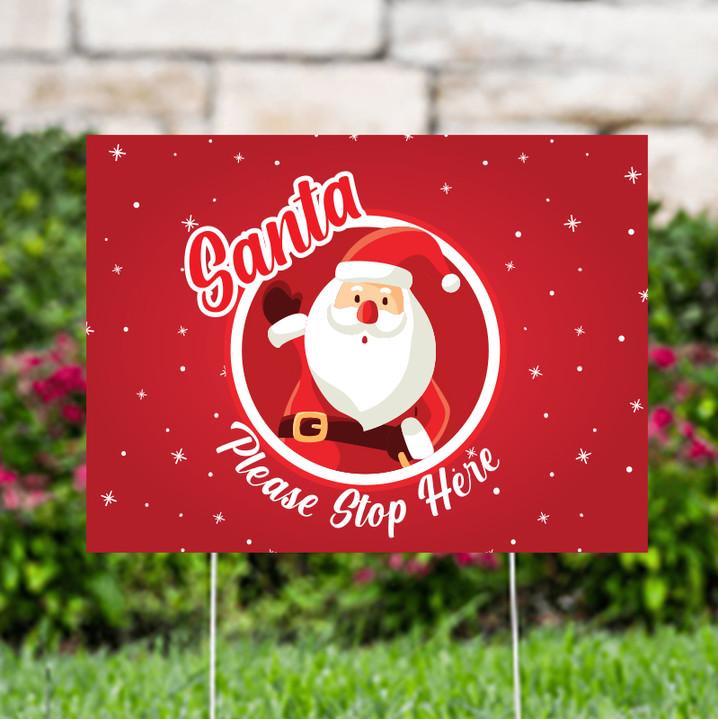 Holiday Yard Signs