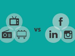 Traditional Marketing vs. Digital Marketing: Why Not Both?