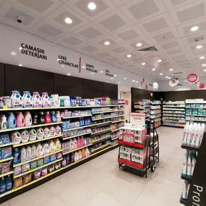 Rossmann Opening in Piazza Mall, Urfa