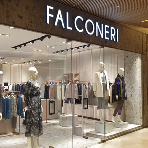 Falconeri in Zorlu Center Opening!