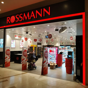 Rossmann Opening in Piazza Mall, Maras