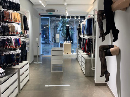 Calzedonia in Beyoglu Renovation by HM...