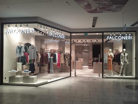 Falconeri Opening in Akmerkez mall by HM