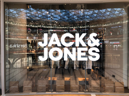 JACK&JONES Opening in Izmir Optimum mall by HM.