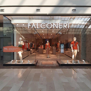 Falconeri soon in Zorlu Center...