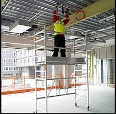 working at height health and safety training course surrey hants hampshire berks berkshire sussex london