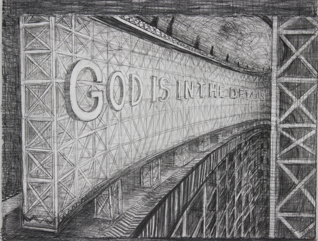God is in the Details