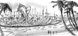 Shell Island, Carnival Cruises