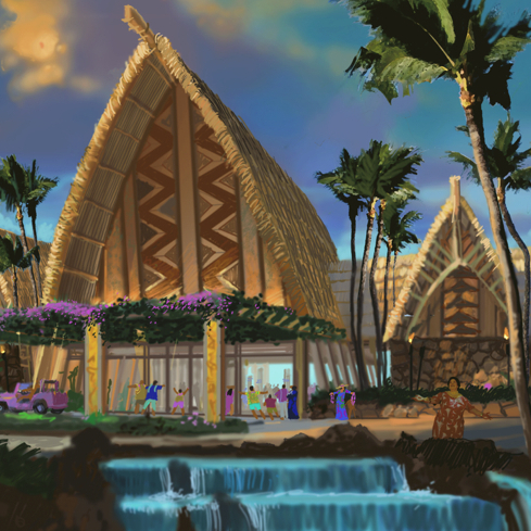 Disney's Aulani Resort Hawaii