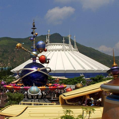 Tomorrowland, Hong Kong