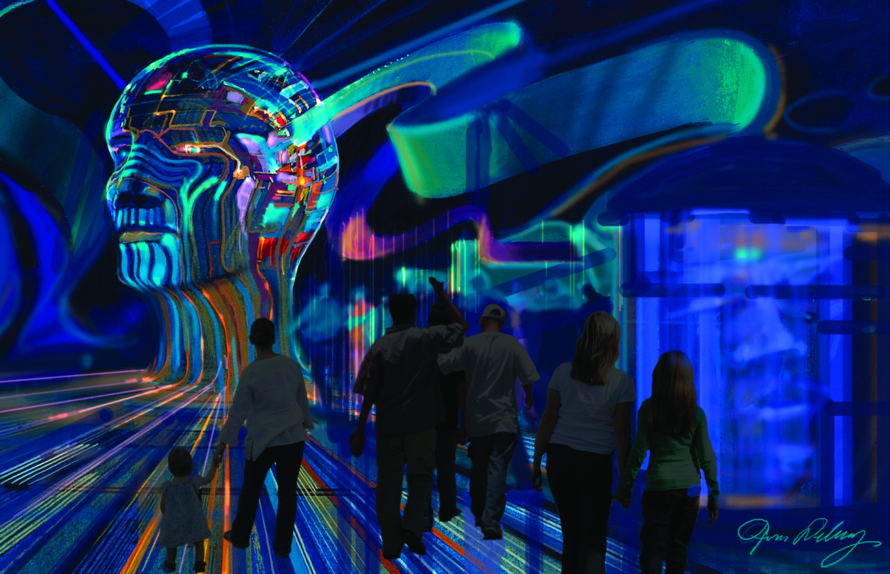 Attraction Concept, Epcot