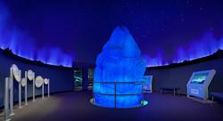 Iceberg Room, Titanic Exhibit
