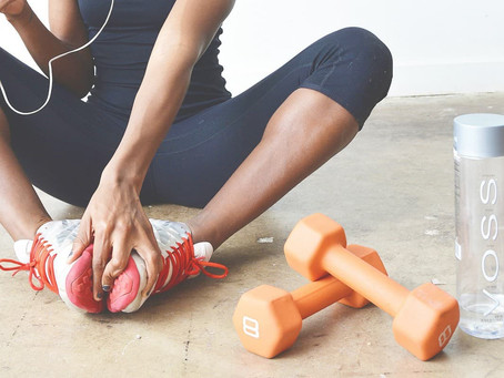 Lockdown Life: Getting Creative with Fitness- Grace Stokoe