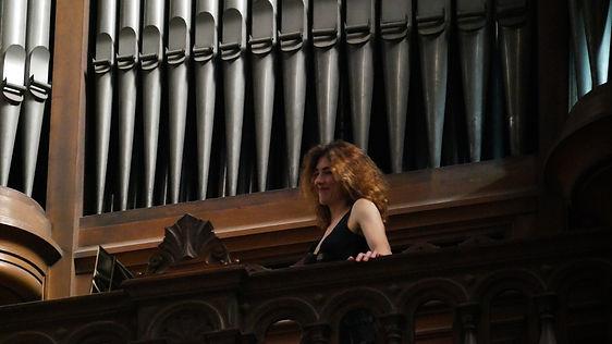 Recital avec orgue - Eglise Saint-August