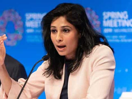 Budget 2021: IMF Chief Gita Gopinath Lists Out Key Areas to be focussed