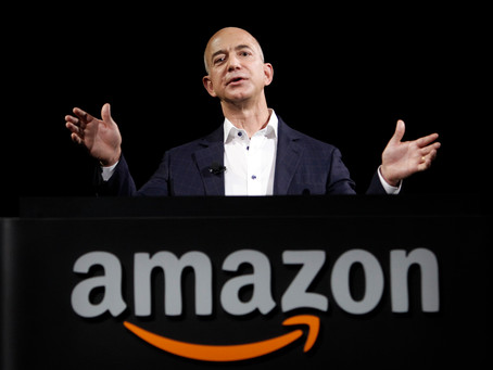 Amazon Founder, Jeff Bezos to step as CEO down this year