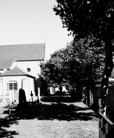 Black and White, the Westhoek