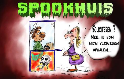 Cartoons Paasfoor Kortijk 2018