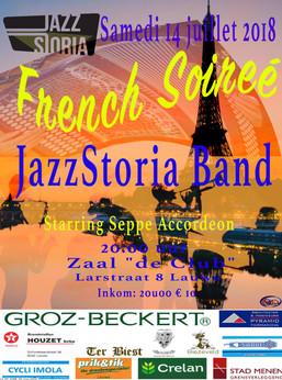 Jazzstoria affiche