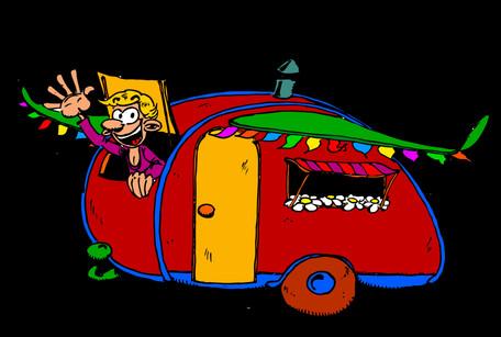 Caravan character