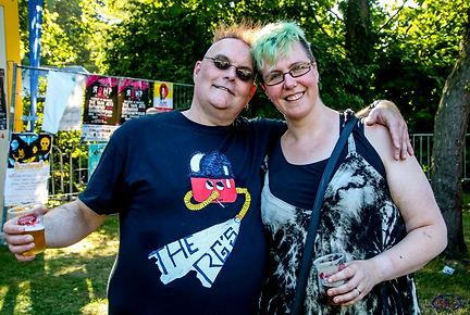 Stolen Moments, shot in Menen at the Grensrockfestival 2018