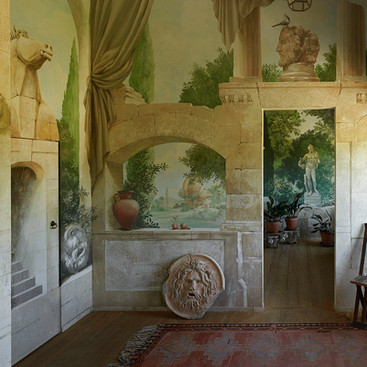 Calistoga Villa Tours