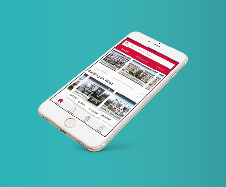 Sales Property App Development