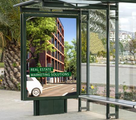 Architectural Visualisation for Billboards