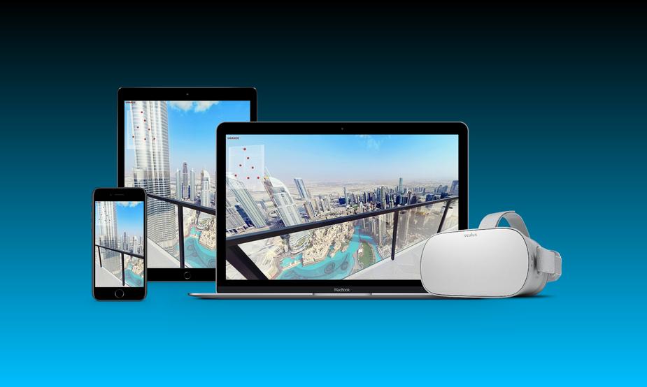 Virtual Reality Tour for Off-Plan Real Estate