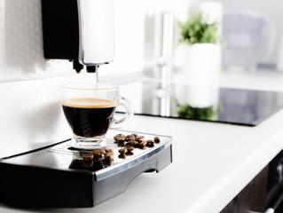 Caffe Shakerato { Espresso Shaken with Ice}