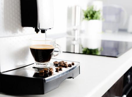 Kaffee- Maschine & QM