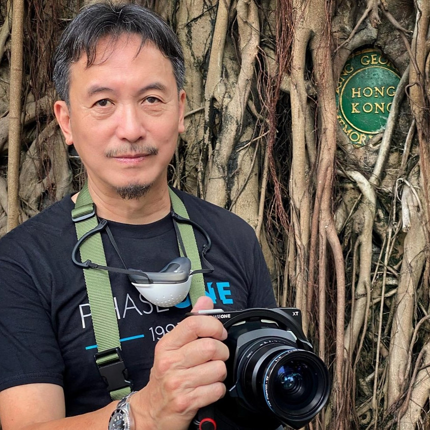 Vincent Tsang x Phase One XT - Hong Kong 1 day Travel