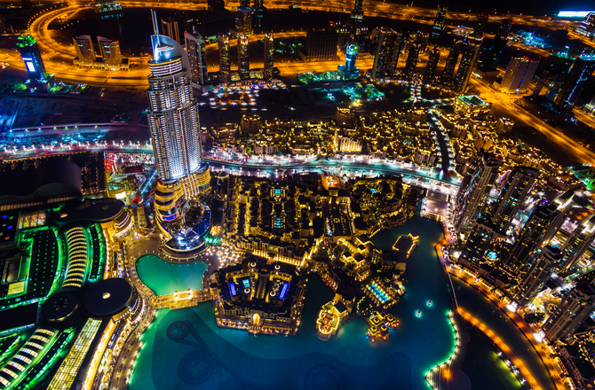The Exhibition industry relies on Dubai
