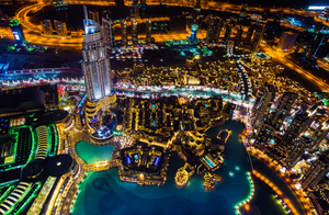 Dubai, new destination for exhibition industry