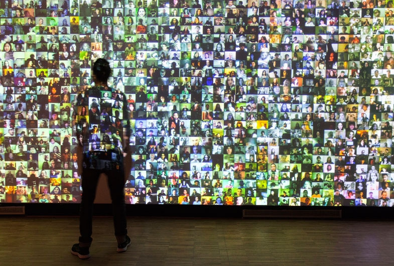 Big data, the next frontier of exhibition industry